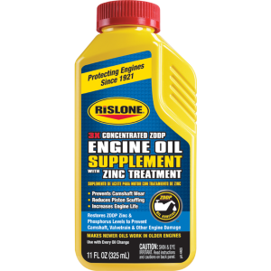 Rislone Oil Supplement With Zinc Treatment